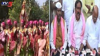 Errabelli Dayakar Rao Election Campaign At Parakala | Telangana Elections