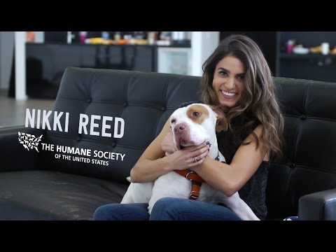 Nikki Reed Speaks Against Breed-Specific Legislation