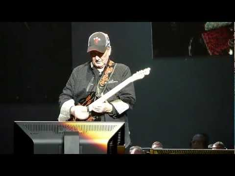 ELVIS IN CONCERT BIRMINGHAM 2012 JAMES BURTON SOLO JOHNNY B GOODE