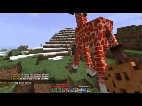 Minecraft-More Creeps and Weirdos 2: Floobs, Giraffes and Giant Babies?