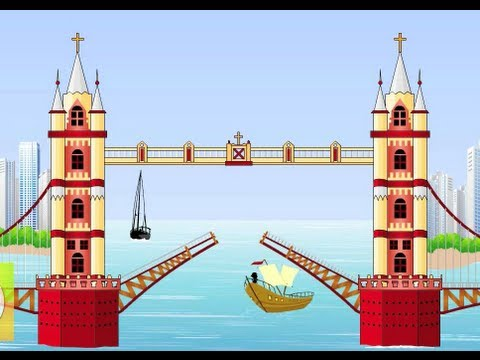 London Bridge is Falling Down - Popular Nursery Rhymes