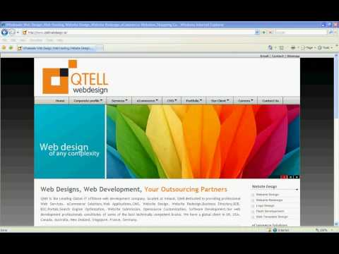 0 Webdesign e commerce Part1 Shopping Cart Demo Support