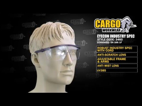 3460 Cargo Eyecon Industry Spec