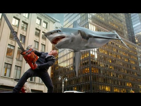 Internet catches 'Sharknado 2' fever