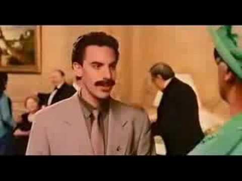 Ali G vs Borat