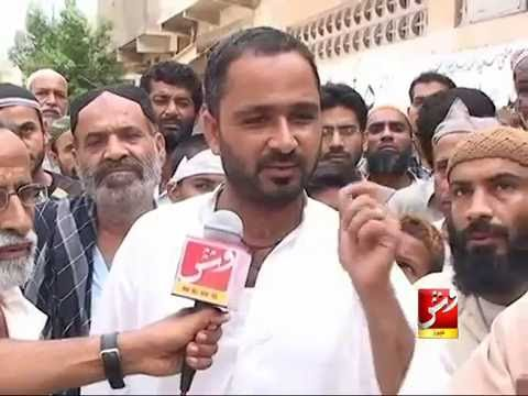 Lyari 5 Warna Targets From MQM in  Karachi  2011 Ramadan