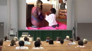 Prof. Dr. Ursula Stenger: Krippe als Raum ästhetischer Bildung (Vorlesung im Schloss)