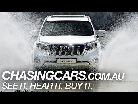 2014 Toyota Land Cruiser Prado SUV Review -- ChasingCars.com.au