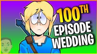 ZELDA BREATH OF THE WILD:100th episode wedding
