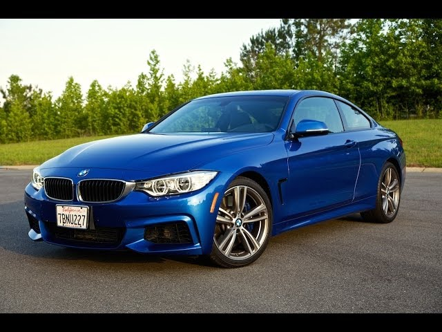 Test Drive Review: 2014 BMW 435i M-Sport, The ... - YouTube