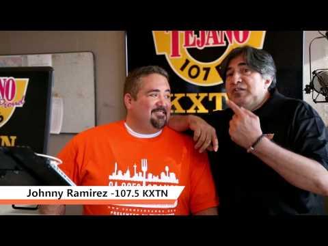 SA Goes Orange - KXTN Johnny Ramirez