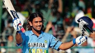 Dhoni's 2nd ODI Century Explosive 183 | India vs Sri Lanka 3rd ODI 2005 Highlights