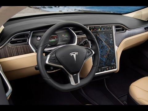 Tesla Model S - Official Walkthrough HD