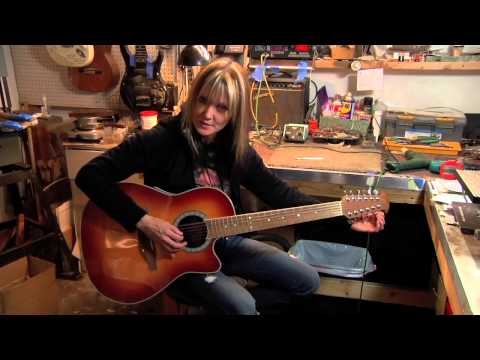 How to Tune a 12-String Acoustic Guitar
