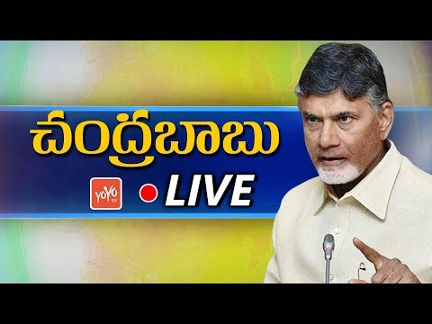 CM Chandrababu Naidu LIVE | AP Districts Collectors Conference Key Notes | AP LIVE | YOYO TV Channel