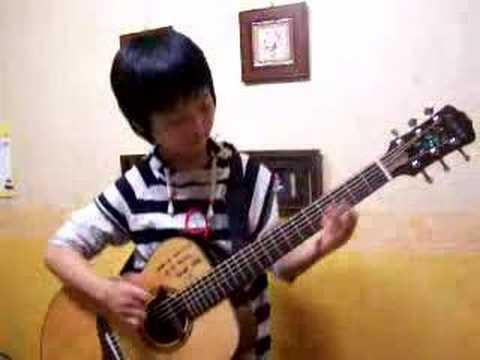 (Bob Marley) No Woman No Cry - Sungha Jung...