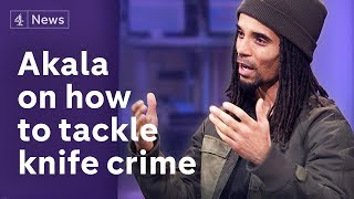 Akala interview on institutional racism and knife crime
