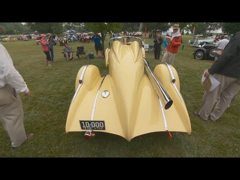 Keeneland Concours d'Elegance