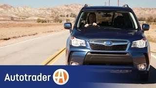 2015 Subaru Forester XT | 5 Reasons to Buy | Autotrader