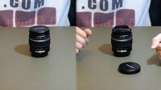 Pentax DA 10-17mm f3.5-4.5 Fish-Eye Lens Overview