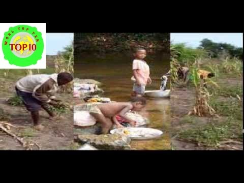 The Most Poorest Country In The World Images - Top 10 most poor countries