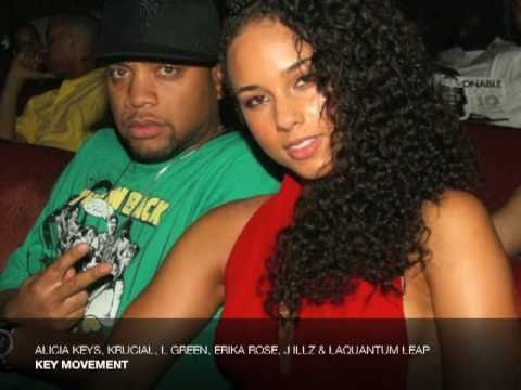 Alicia Keys & Krucial Keys - Key Movement (RARE)