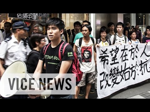 Riots, Unrest, and the Umbrella Movement: Hong Kong Rising