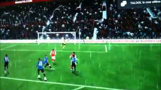 Epic goal by Arteta - FIFA12