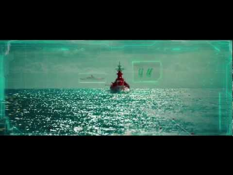 Battleship Fan-made Trailer (HD) with X-ray dog - Dark Empire