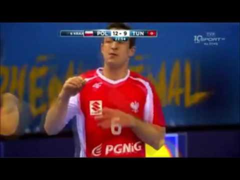 Piłka Ręczna, MŚ Mężczyzn: Polska – Tunezja 28:26 (skrót)