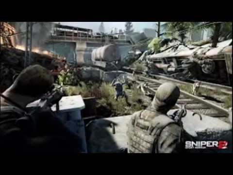 Download free Sniper Ghost Warrior 2 for pc