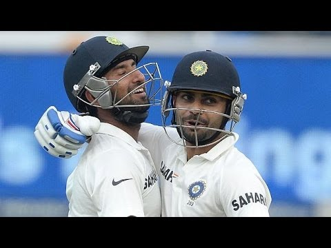 Cheteshwar Pujara and Virat Kohli : Legends in Making