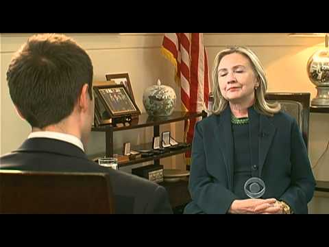 The CBS Evening News with Scott Pelley - Clinton changing relationship with Pakistan