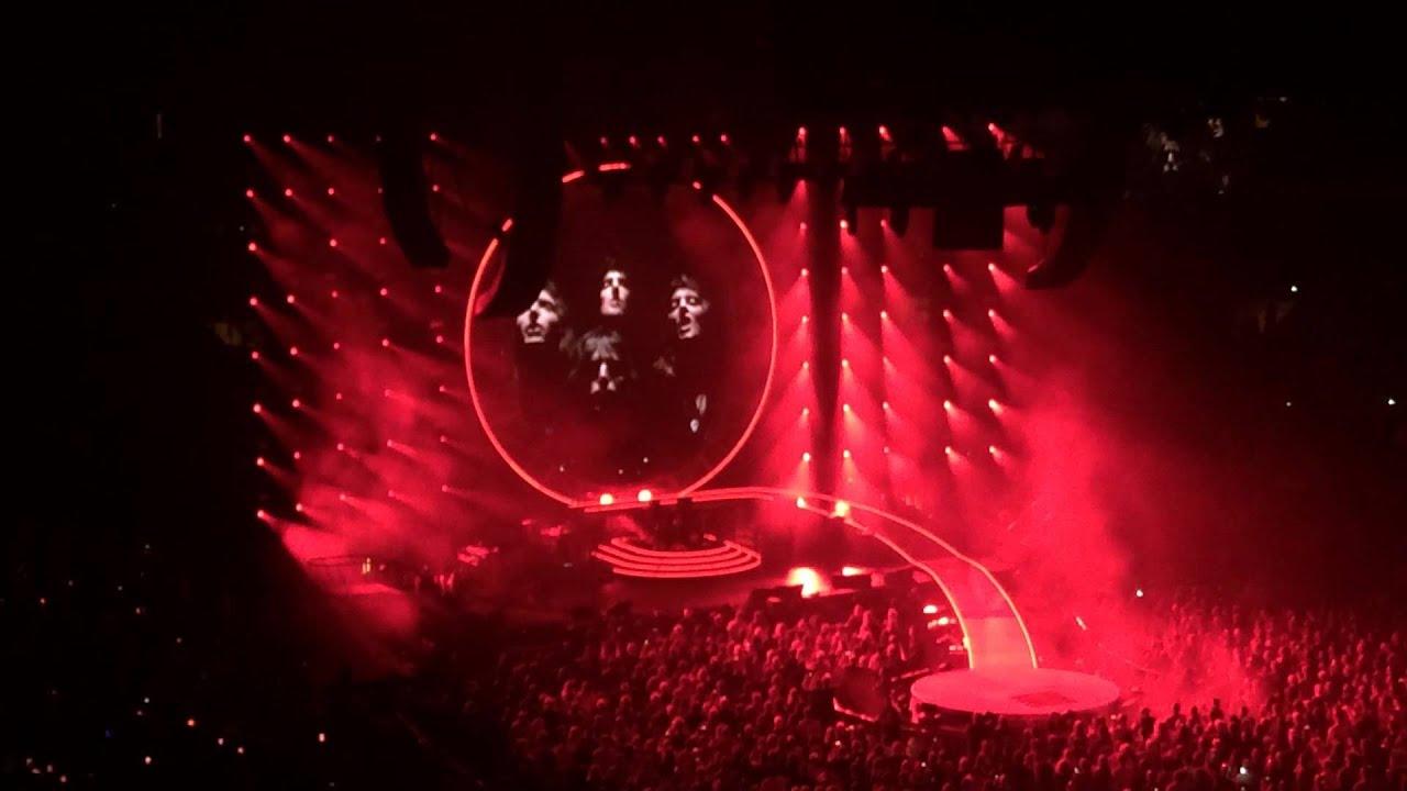 Queen + Adam Lambert MSG 2014