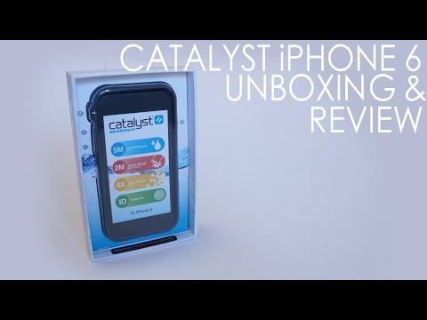 Catalyst iPhone 6 Waterproof Case Unboxing & Review