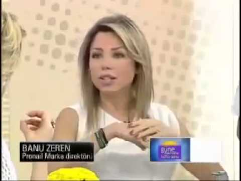 ProNail'den Banu Zeren ve Cilt Bakımı Pınar Esen ile Güne Merhaba Programında