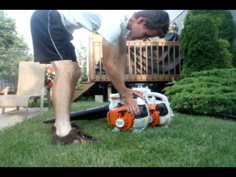 In Depth Review of My 3 STIHL leaf blowers