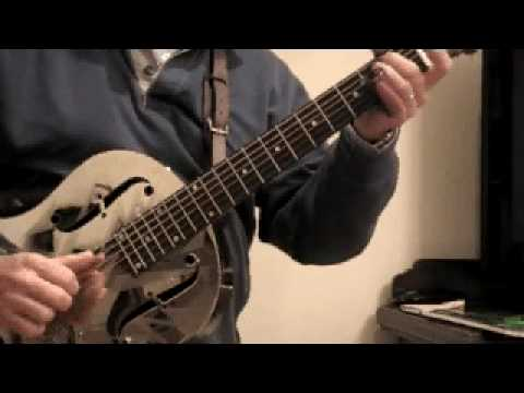 Elmore James Dust My Broom Shuffle Lesson