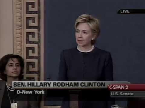 Hillary Clinton on Gay Marriage 2004