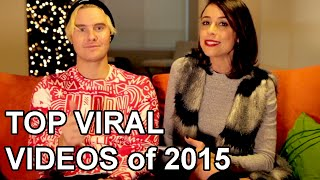 The TOP Viral Videos of 2015 (ft. Bart Baker) | What's Trending Original