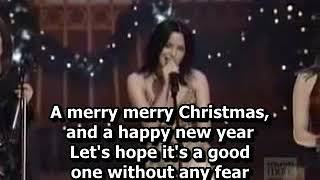 The Corrs - So This is Christmas (War Is Over)