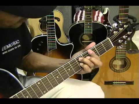IT'S TOO LATE Carole King  Acoustic Guitar