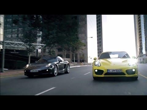 Новый Porsche Cayman: Влияние и дизайн