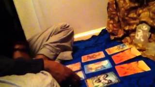 Taurus Card Reading for 2013