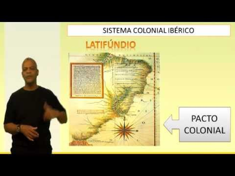 História ENEM Brasil Colônia Aula 01