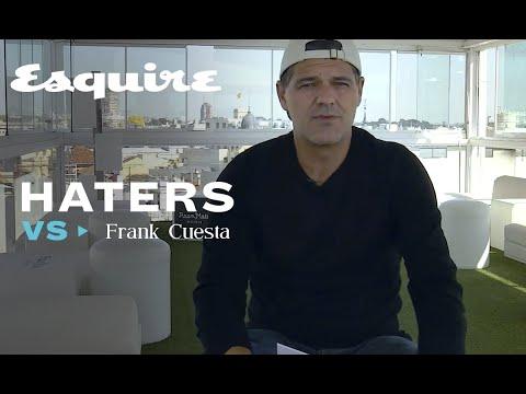 Frank Cuesta responde a sus haters | ESQUIRE ES