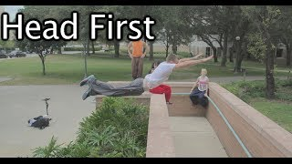 Head First - Rilla Hops - Parkour | Freerunning
