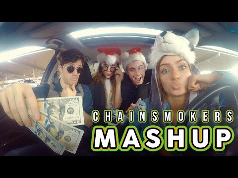 CHAINSMOKERS MASHUP!! ft. Chris Collins, Kirsten Collins, Karisma Collins