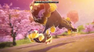 Sakura and Shizuku run