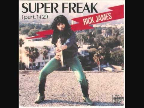 Rick James - Super Freak
